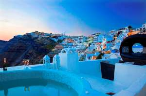Holiday House Blue Angel ¦ Cyclades