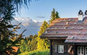 Holiday Home near Lucerne with mountain view