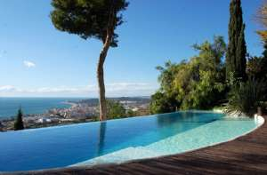 Luxury home with pool and sea views in SItges
