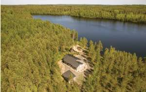 Acessible Holiday home - Pertunmaa