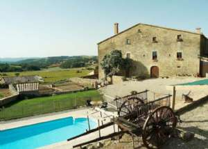 STATELY MASÍA WITH POOL AND 6 ROOMS, LLEIDA