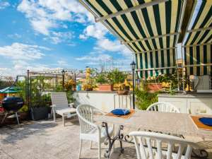 Apartment Opera Luxury Terrace Apartment ¦ Rome Historical City Center