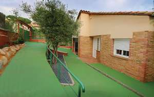 Accessible holiday home - Canet de Mar