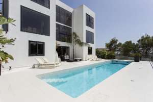 Luxurious contemporary design villa, Olivella (Sitges)