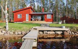 Vacation rental - Vaggeryd/Skogshyltasjön